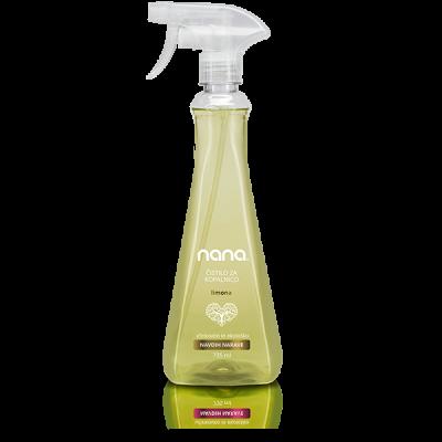 Ekološko čistilo za kopalnico in vodni kamen limona, 735ml