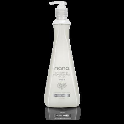 Ekološki detergent za ročno pomivanje posode balzam, 735ml