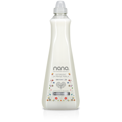 Ekološki detergent za pranje perila ravnovesje